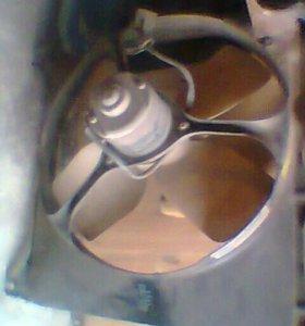 Вентилятор радиатора Мазда 626
