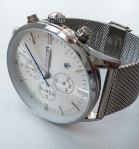 Водонепроницаемые наручные часы chronometer