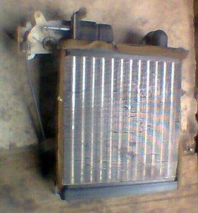 Радиатор печки Мазда 626