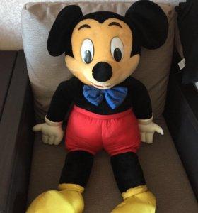 Мягкая игрушка Микки Маус (классика)