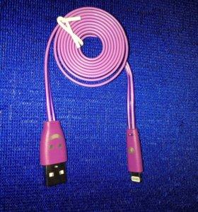 USB провод на айфон