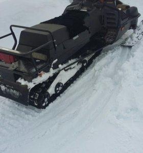 Снегоход Ямаха В540-4