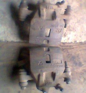 Тормозные суппорта и барабаны Мазда 626