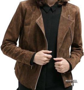 Куртка (натуральная замша)