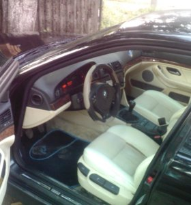 BMW 525 tds e39