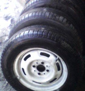Продам колёсаR 13 на Ваз