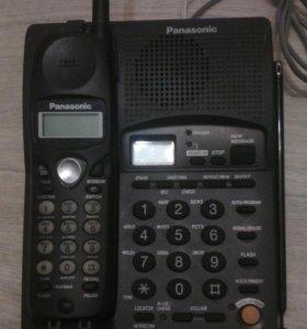 Радиотелефон Panasonic KX-TC1245RUB.