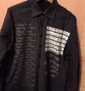 Продам шикарную рубашку хлопок размер 50