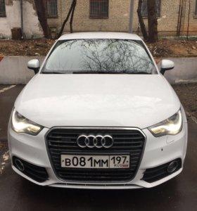 Audi A1 2012 1.4 5d