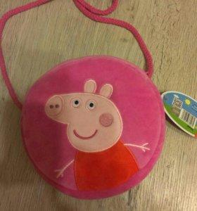 Детская сумка.