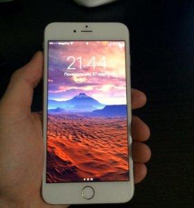 Iphone 6 plus 16gb white