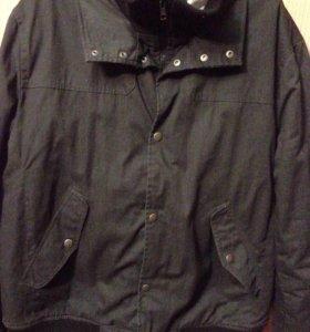 Продам фирменную куртку бомбер на весну HM хлопок