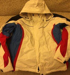 Куртка демисезонная женская спортивная