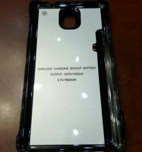 Крышка с аккумулятором для т/ф Samsung note 3