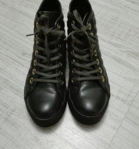 Кеды-ботинки DERIMOD, р.36