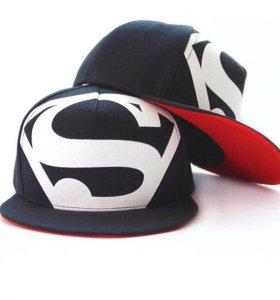 "Бейсболка ""Superman"""