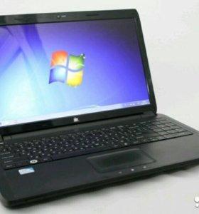Ноутбук DNS 15,6 intel i5 4gb