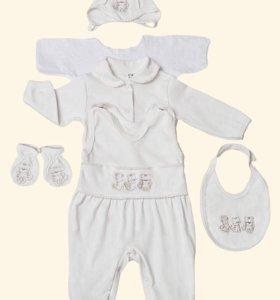 Новый комплект для новорожденного