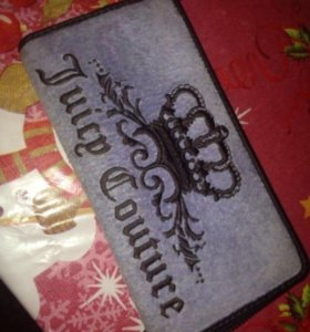 Оригинальный кошелек Juicy Couture