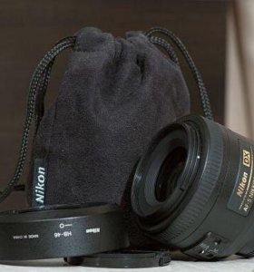 Nikon 35 mm 1,8 g