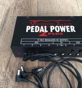 Блок питания педалей Voodoo Lab Pedal Power 2 Plus