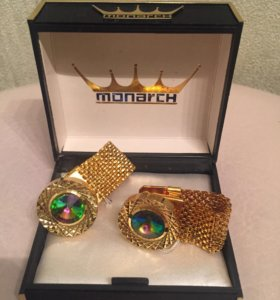 Запонки Monarch