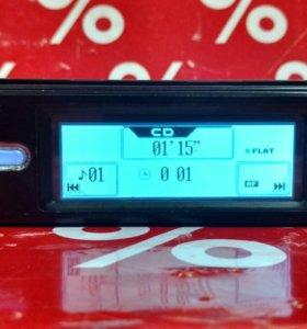 Автомобильная магнитола с CD MP3 JVC KD-LHX502