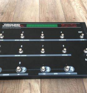 Voodoo Lab Ground Control Pro и GCX Audio Switcher