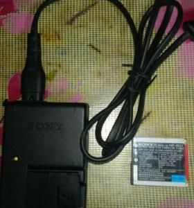 Зарядное устройство для фотоаппарата Soni