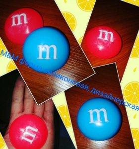 М&М мыло ручной работы