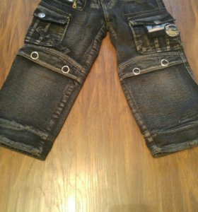 джинсы утепллегные