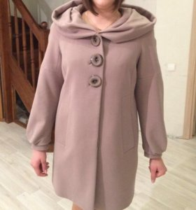 Пальто женское шикарное