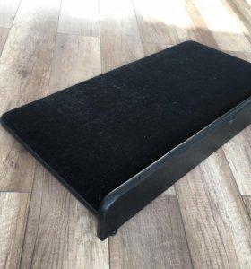 Гитарный педалборд 80*40 с чехлом-сумкой.