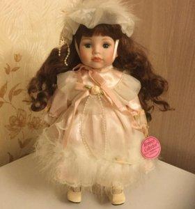 "кукла фарфор ""Remeco Collection"""