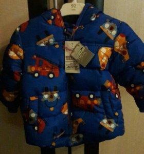 Новая куртка детская next