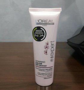 Бессульфатный шампунь l'oréal