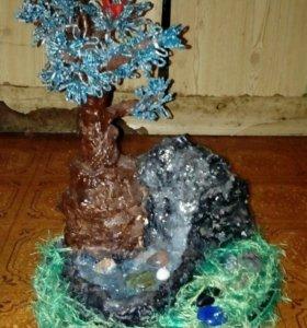 Дерево бансай.