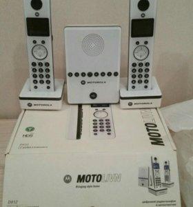 Телефон MOTOROLA D812