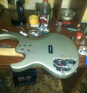 Ремонт электроники, электро гитар