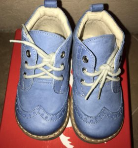Детские ботинки Emel новые