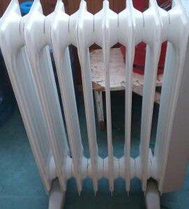 Масляный обогреватель радиатор