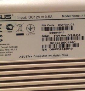 Роутер Asus rt-g32