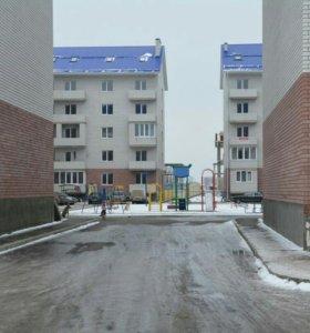 Евро-2 квартира. 40 м2. ул.Шевцова. Дом сдан.