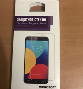 Защитное стекло lumia 640