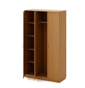 Шкафы с доставкой 3 дверные