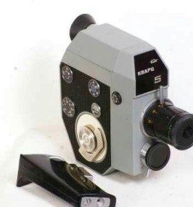 Кинокамера «Кварц-5» (Quarz-5)