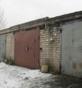 Продам капитальный гараж 6×4