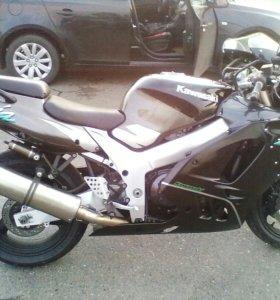 Kawasaki zx9r 1997г.в.