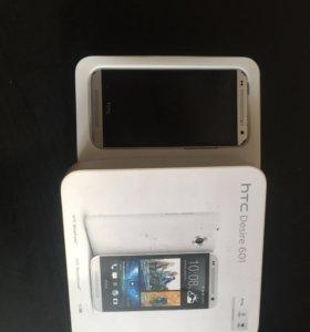 Телефон HTC Dizair 601