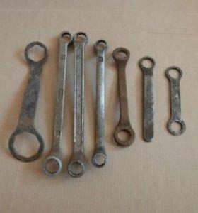 Ключи накидные